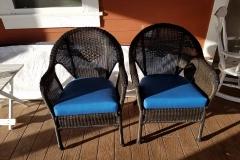 Custom Ordered Outdoor Furniture
