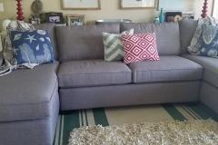 Custom Ordered Sofa