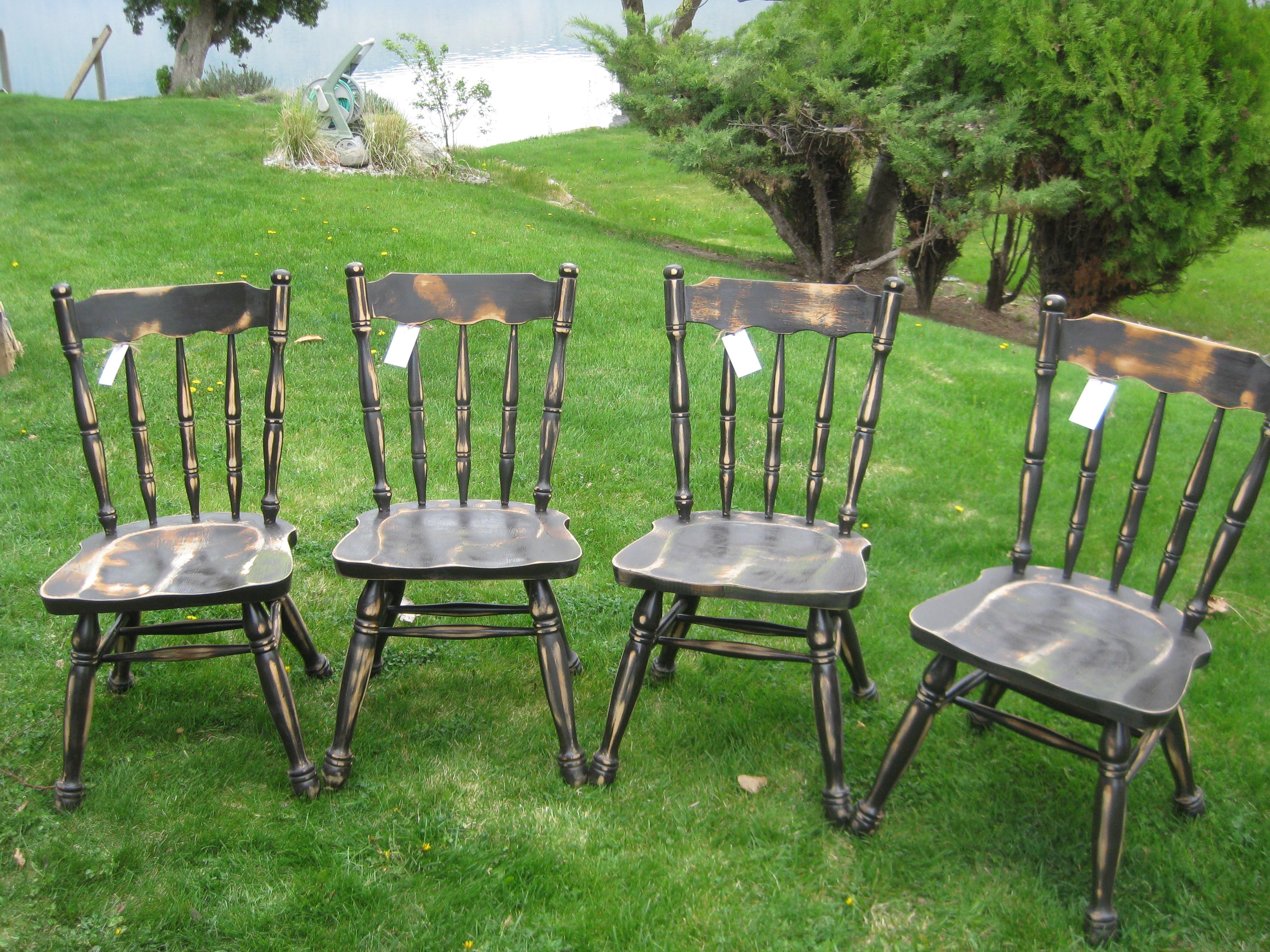Maple Daisy Chair