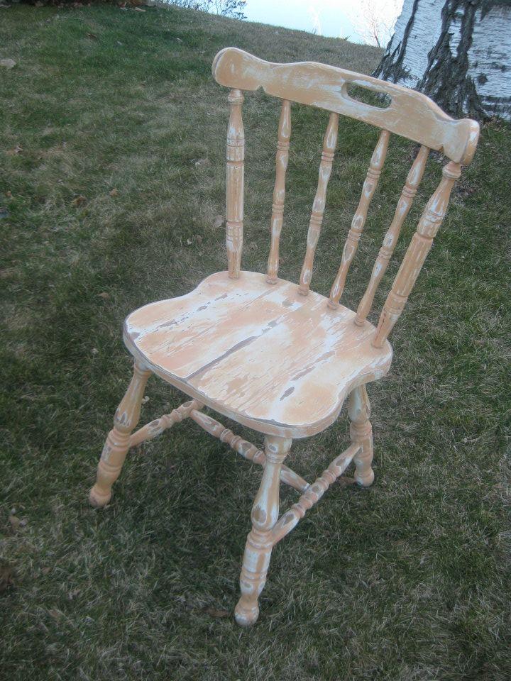 georgia peach chair